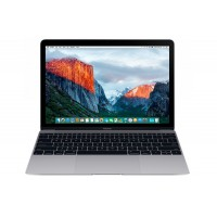 "Ноутбук Apple MacBook Mid 2017 (MNYH2) 12"" Retina Core m3 1,2 ГГц, 8 ГБ, 256 ГБ Flash, HD 615 Серебристый"