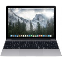 "Ноутбук Apple MacBook Серый Космос Mid 2017 (MNYF2) 12"" Retina Core m3 1,2 ГГц, 8 ГБ, 256 ГБ Flash, HD 615"